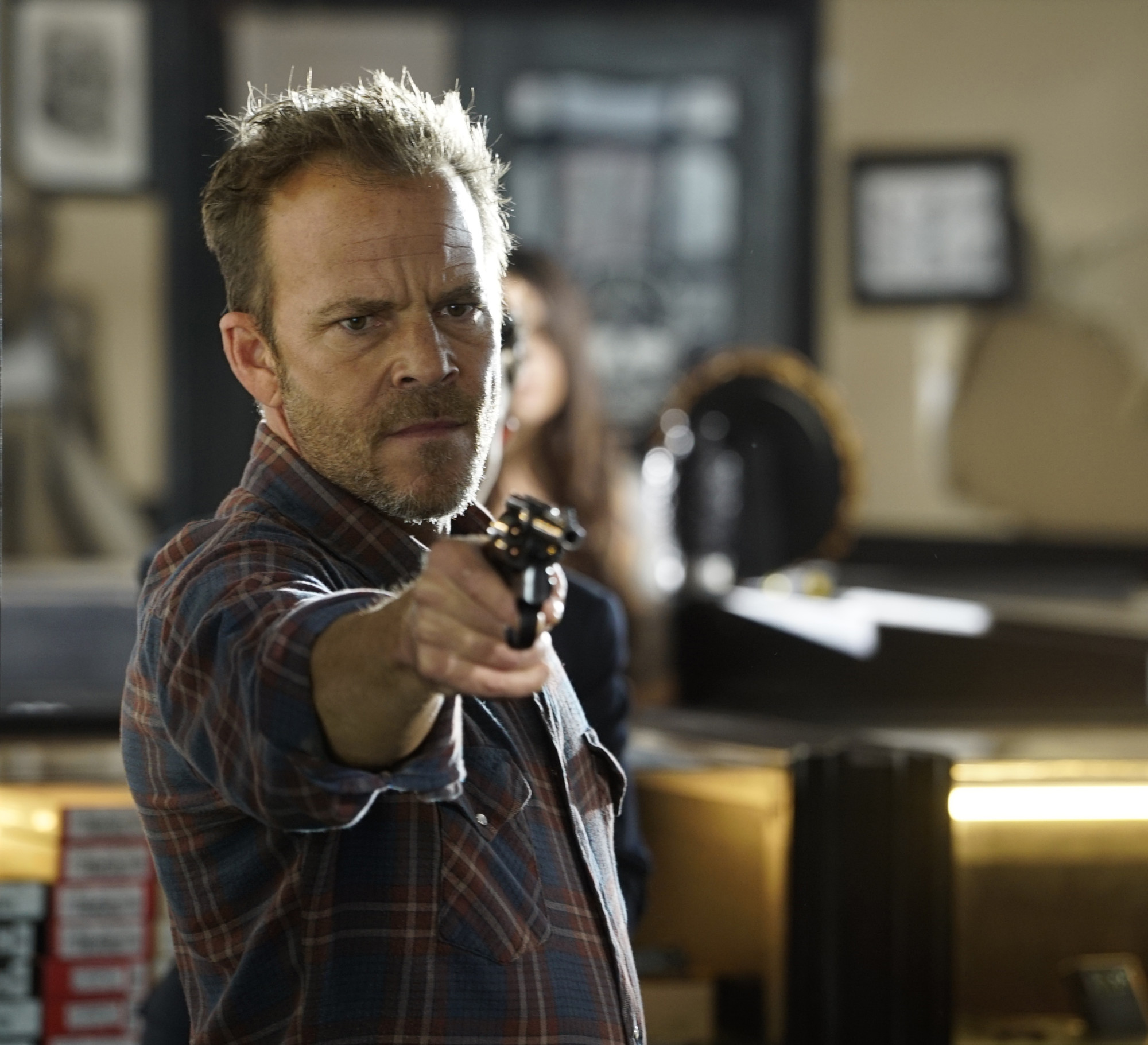 "DEPUTY: Stephen Dorff in the ""10:8 Deputy Down"" episode of DEPUTY airing Thursday, Jan. 16 (9:00-10:00 PM ET/PT) on FOX. CR: Richard Foreman / FOX. © 2020 FOX MEDIA LLC."