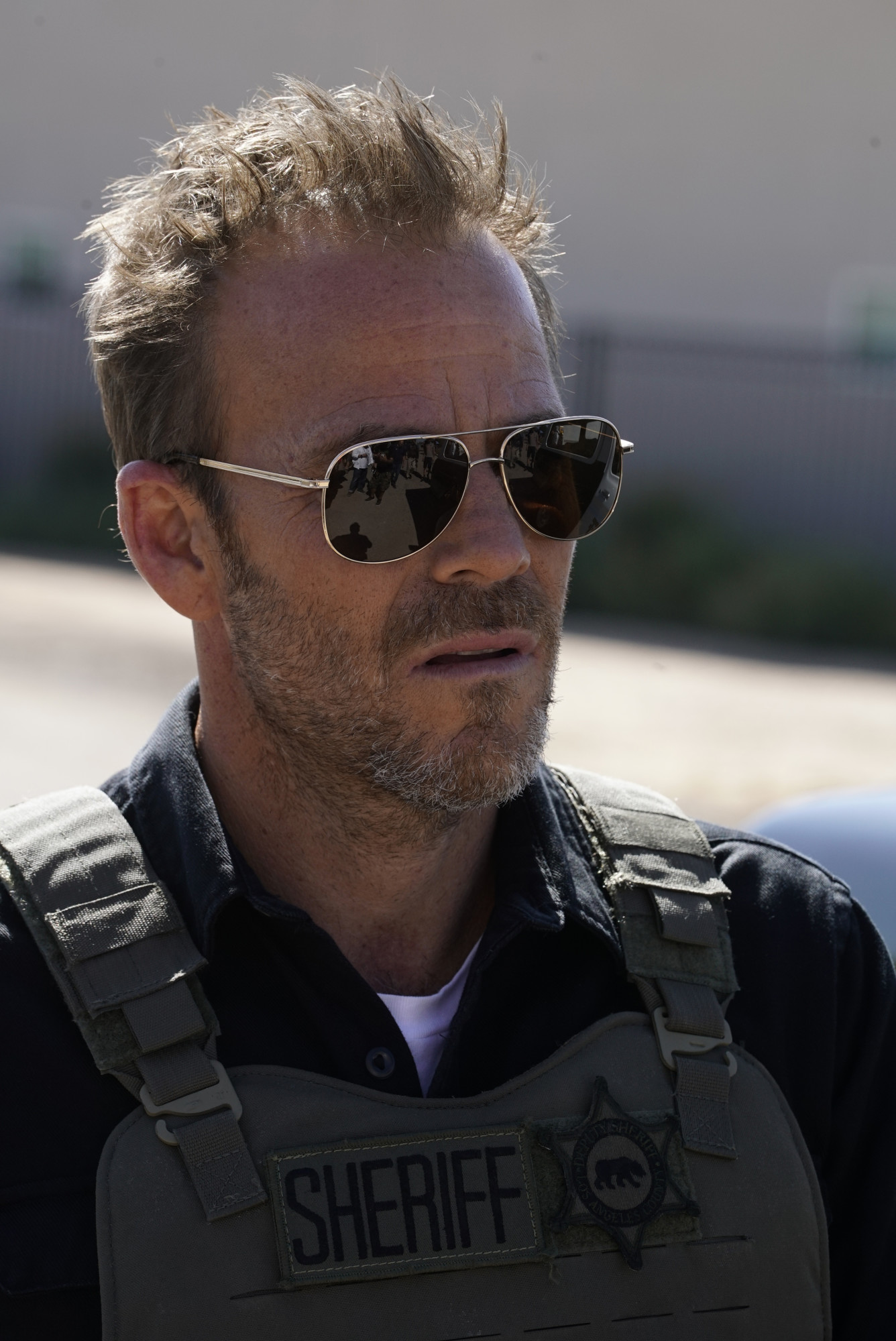 "DEPUTY: Stephen Dorff in the ""Firestone"" episode of DEPUTY airing Thursday, Jan. 23 (9:00-10:00 PM ET/PT) on FOX. CR: Richard Foreman /FOX. © 2020 FOX MEDIA LLC."