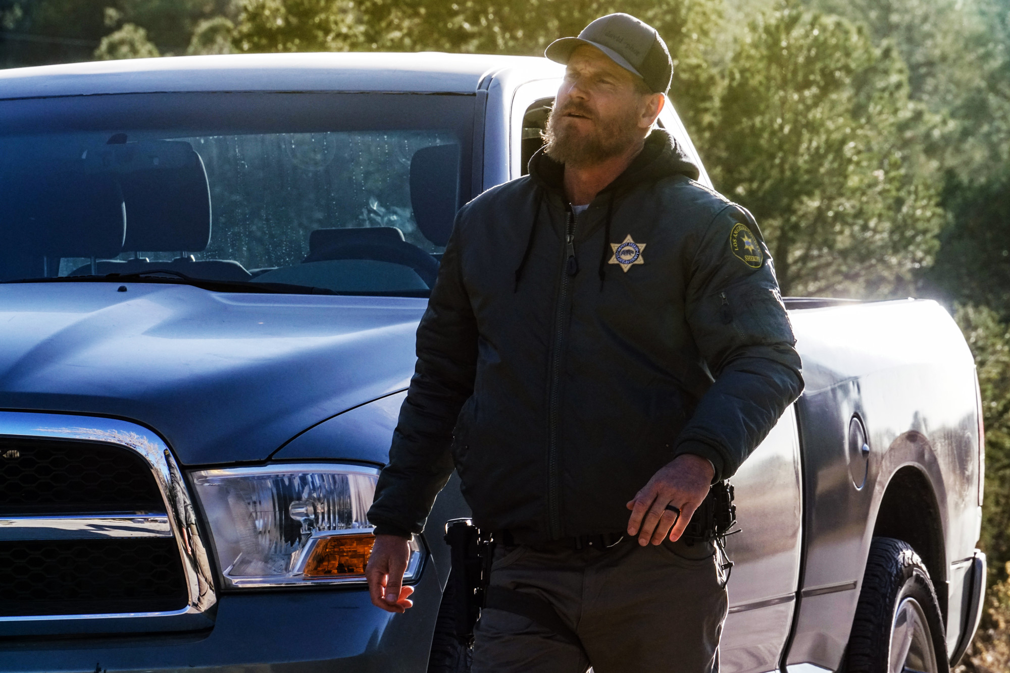 "DEPUTY: Brian Van Holt in the ""Search & Rescue"" episode of DEPUTY airing  Thursday, Feb. 13 (9:00-10:00 PM ET/PT) on FOX. © 2020 FOX MEDIA LLC. CR: Karen Kuehn / FOX."
