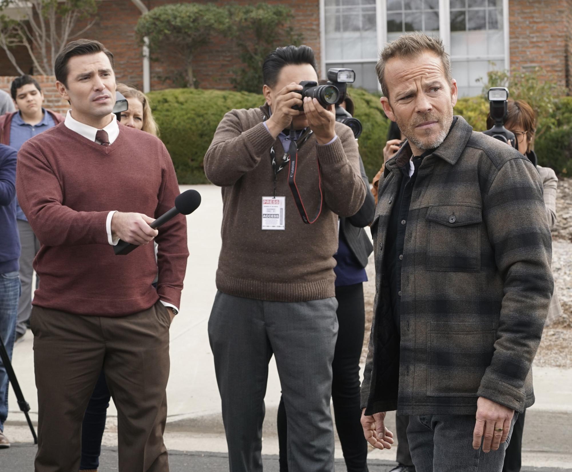 "DEPUTY: Stephen Dorff in the ""10-8 Entitlements"" episode of DEPUTY airing Thursday, Feb. 27 (9:00-10:00 PM ET/PT) on FOX.  © 2020 FOX MEDIA LLC. CR: FOX."