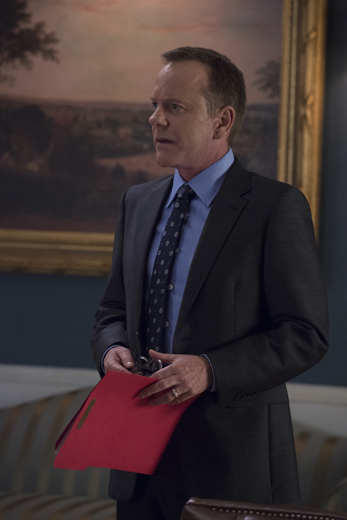 "DESIGNATED SURVIVOR - ""One Year In"""