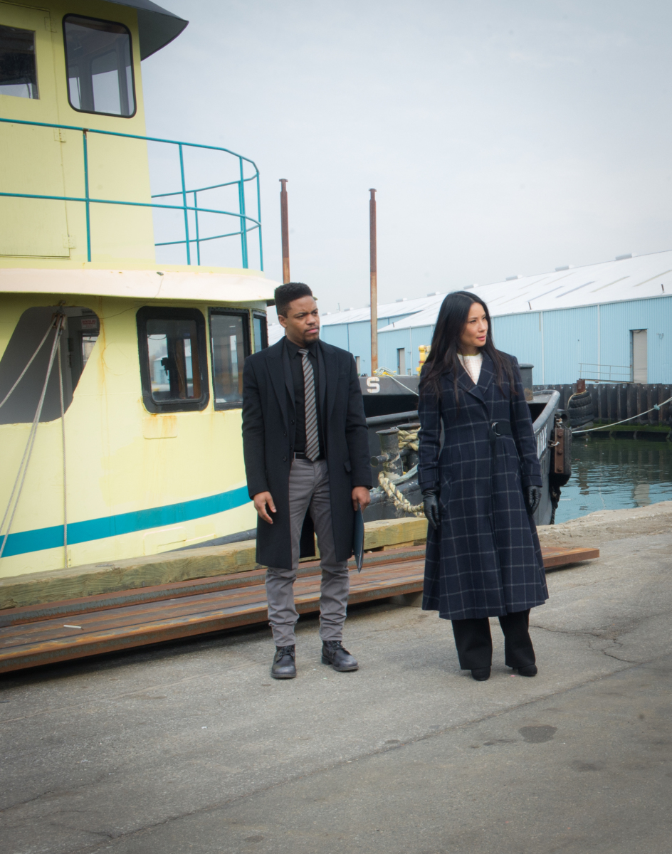 """ELEMENTARY: """"The Ballad of Lady Frances"""""""