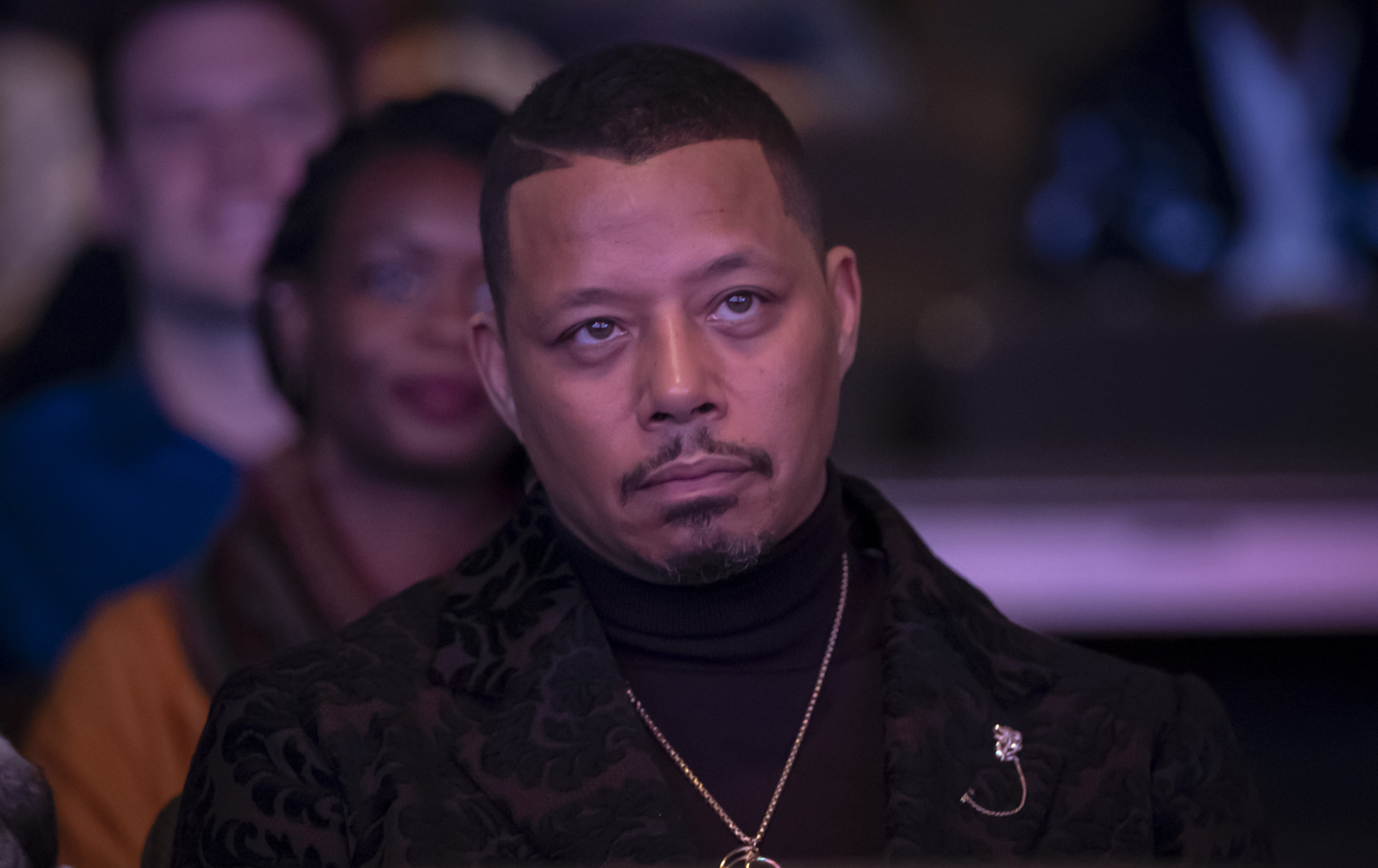 "EMPIRE: Terrence Howard in the ""A Wise Father That Knows His Own Child"" episode of EMPIRE airing Wednesday, April 17 (8:00-9:00 PM ET/PT) on FOX. ©2019 Fox Media LLC CR: Chuck Hodes/FOX."
