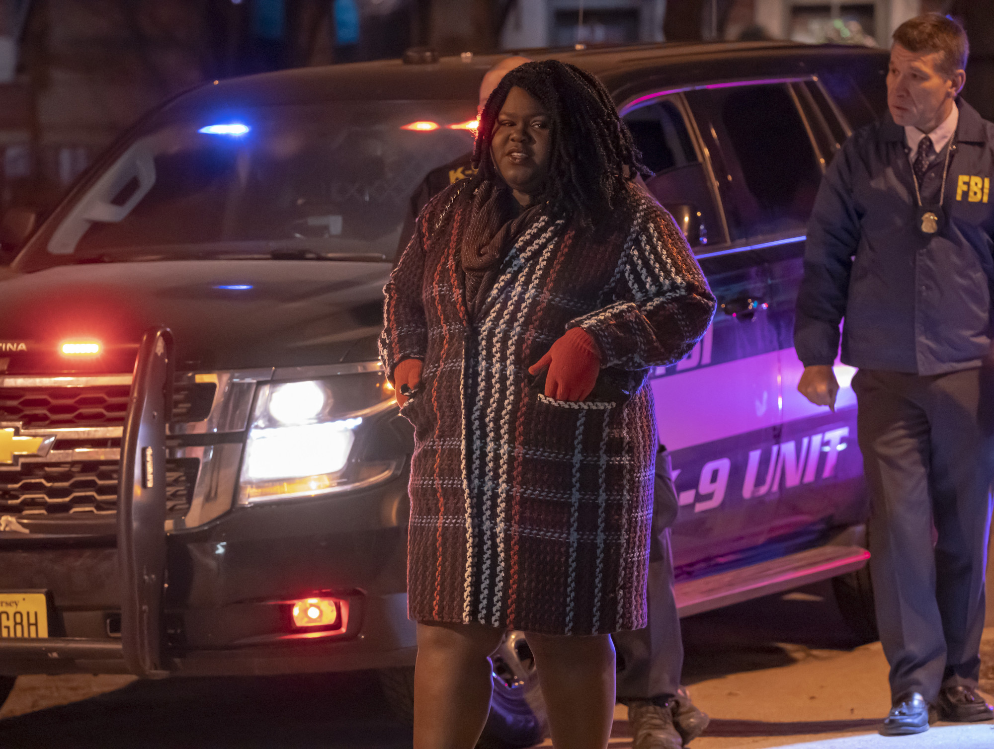 "EMPIRE: Gabourey Sidibe in the ""A Wise Father That Knows His Own Child"" episode of EMPIRE airing Wednesday, April 17 (8:00-9:00 PM ET/PT) on FOX. ©2019 Fox Media LLC CR: Chuck Hodes/FOX."