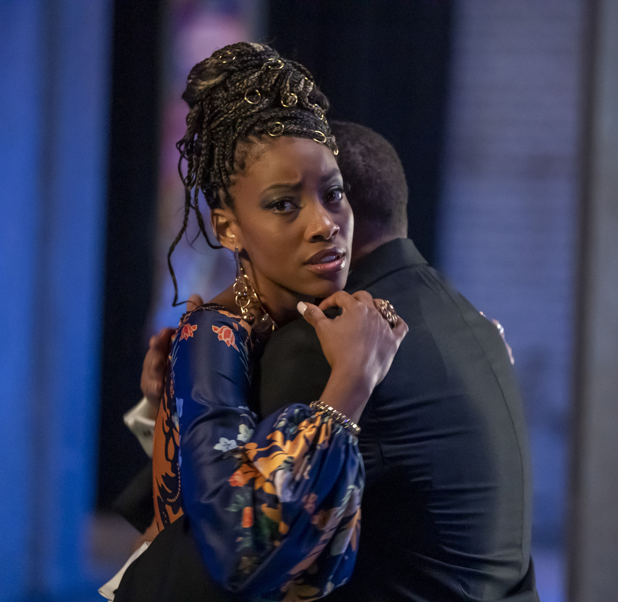 "EMPIRE: Guest star Kiandra Richardson in the ""Home is on the Way"" episode of EMPIRE airing Tuesday, April 21 (9:00-10:00 PM ET/PT) on FOX. ©2020 Fox Media LLC. CR: Chuck Hodes/FOX."