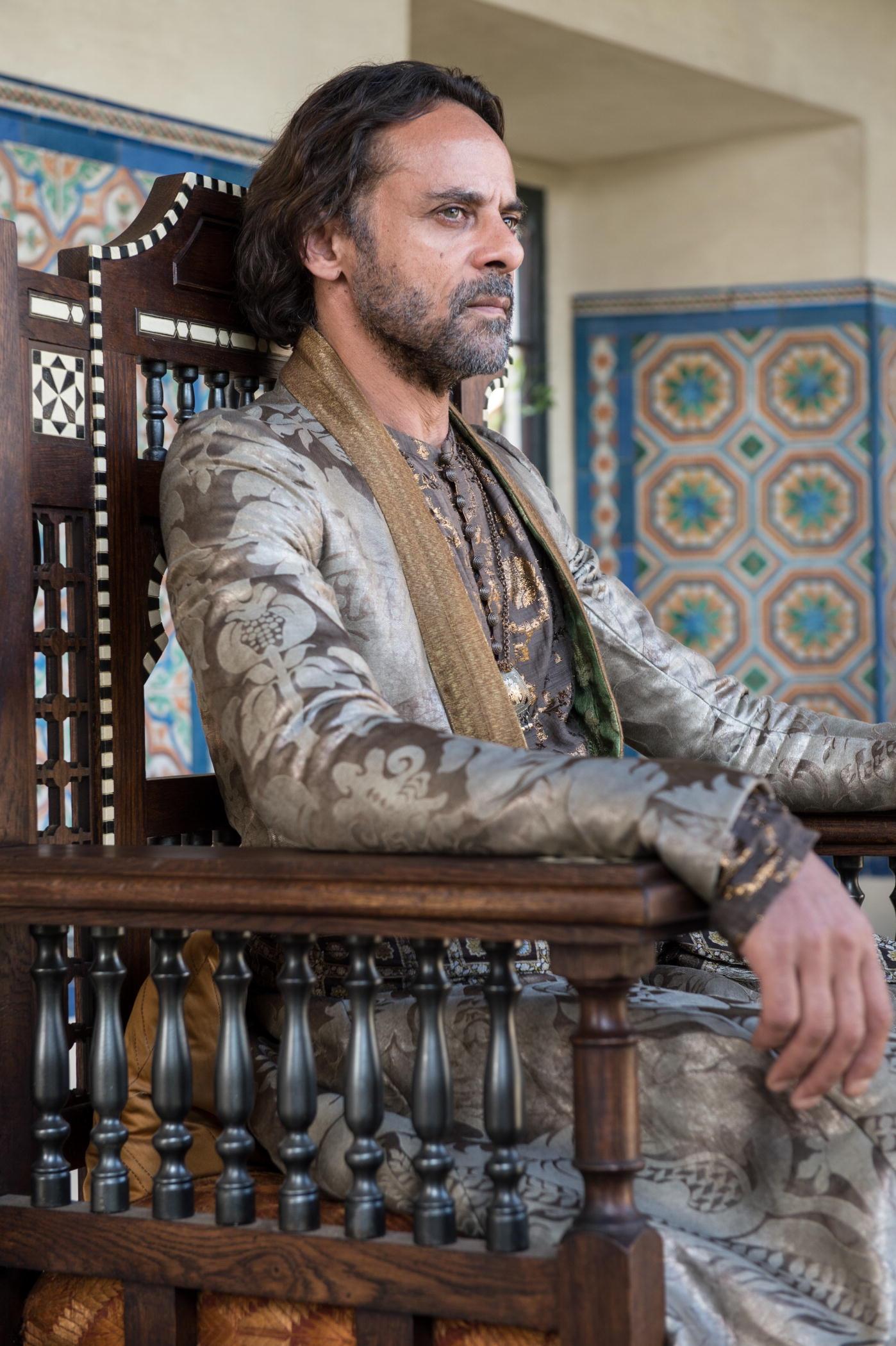 Alexander Siddig as Doran Martell _photo Macall B. Polay_HBO