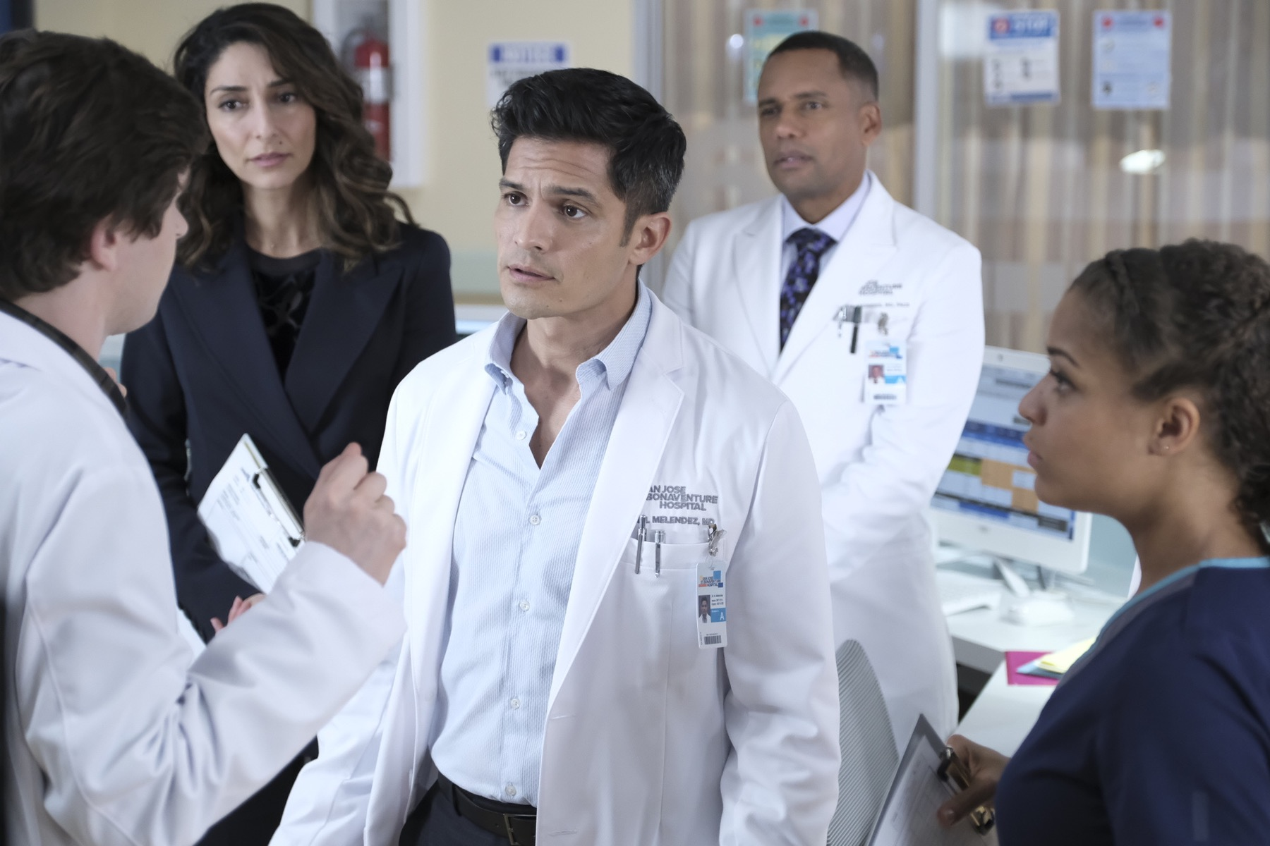 """THE GOOD DOCTOR - """"Islands Part Two"""""""