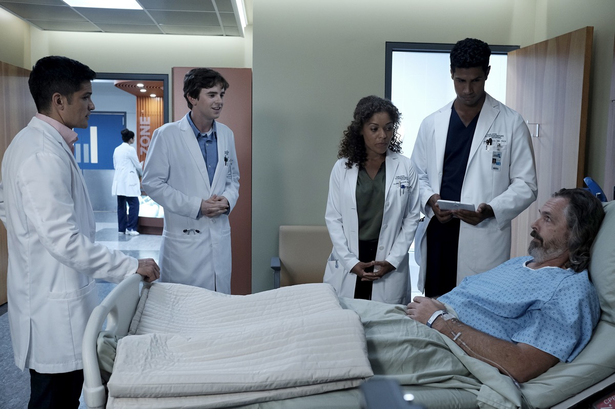 """THE GOOD DOCTOR - """"Mount Rushmore"""""""