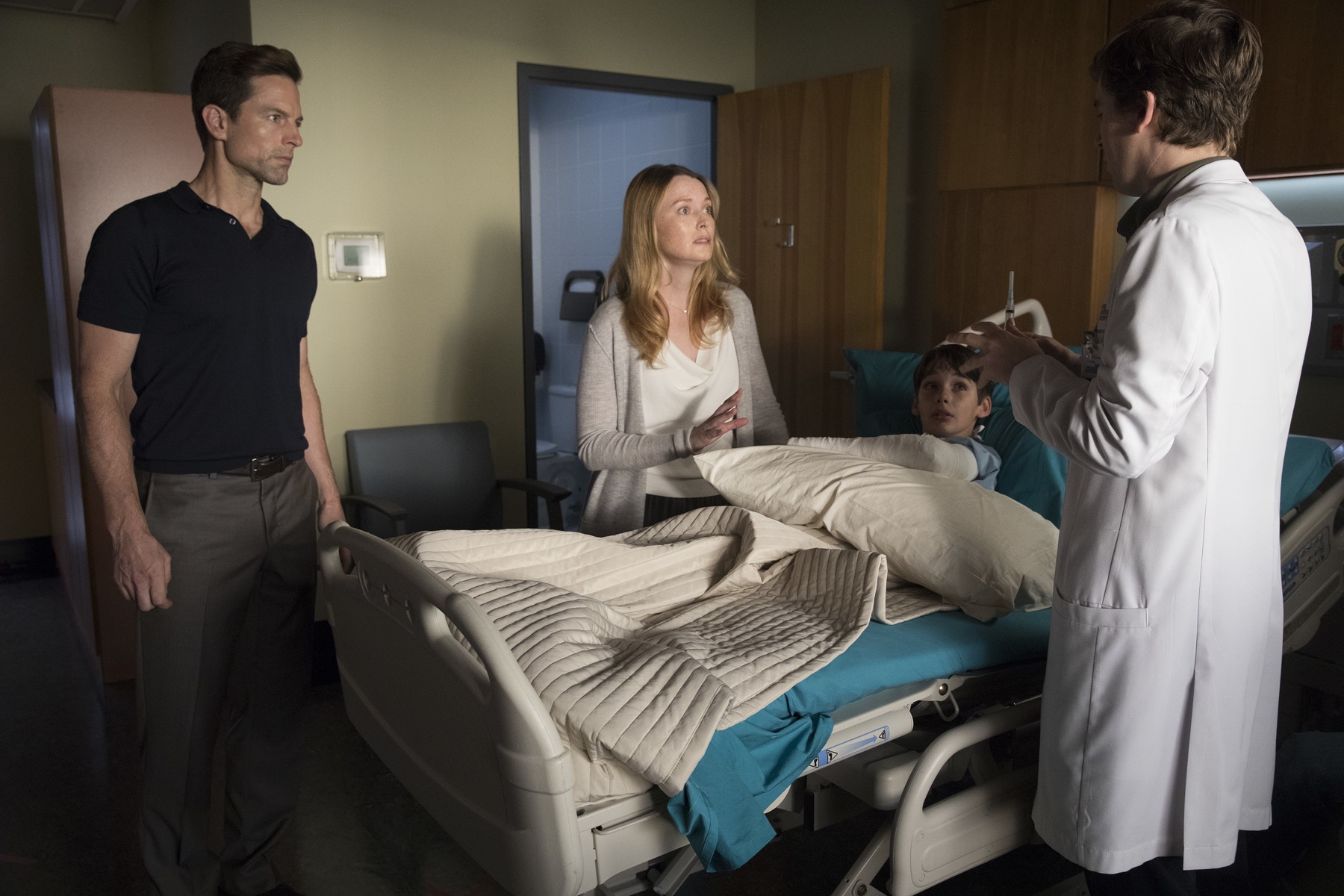 """THE GOOD DOCTOR Episode 1.05 """"Point Three Percent"""""""
