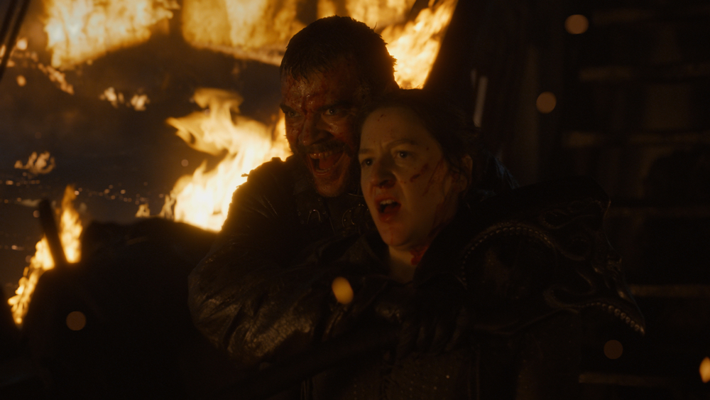 "Game of Thrones ""Stormborn"""