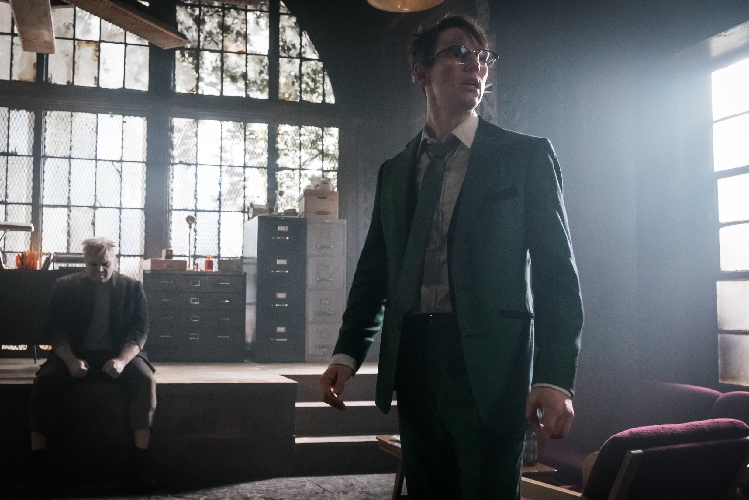 "Gotham ""Pieces Of A Broken Mirror"""
