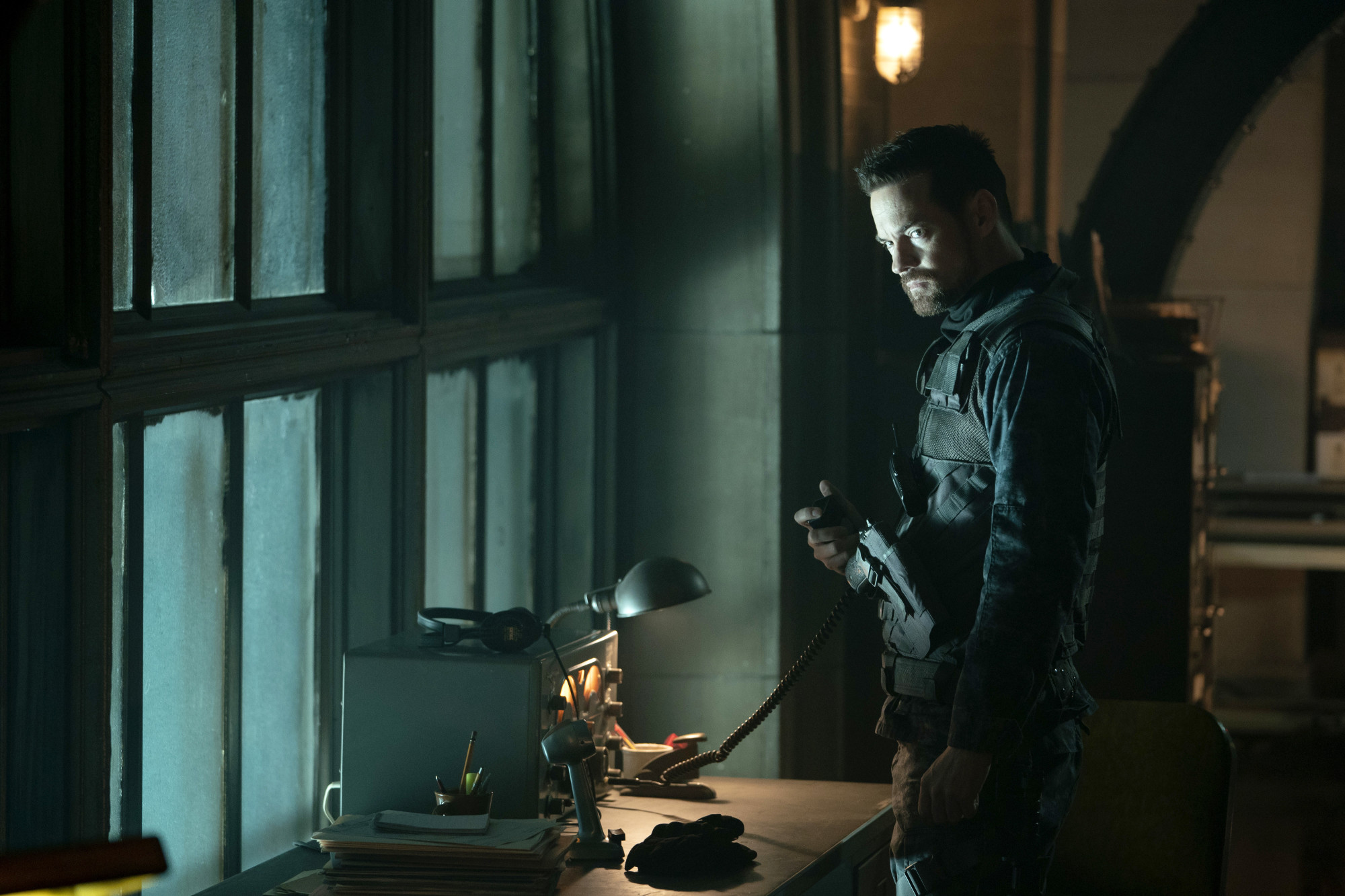 """GOTHAM: Shane West in the """"13 Stitches"""" episode of GOTHAM airing Thursday, Feb. 14 (8:00-9:00 PM ET/PT) on FOX. ©2019 Fox Broadcasting Co. Cr: FOX"""