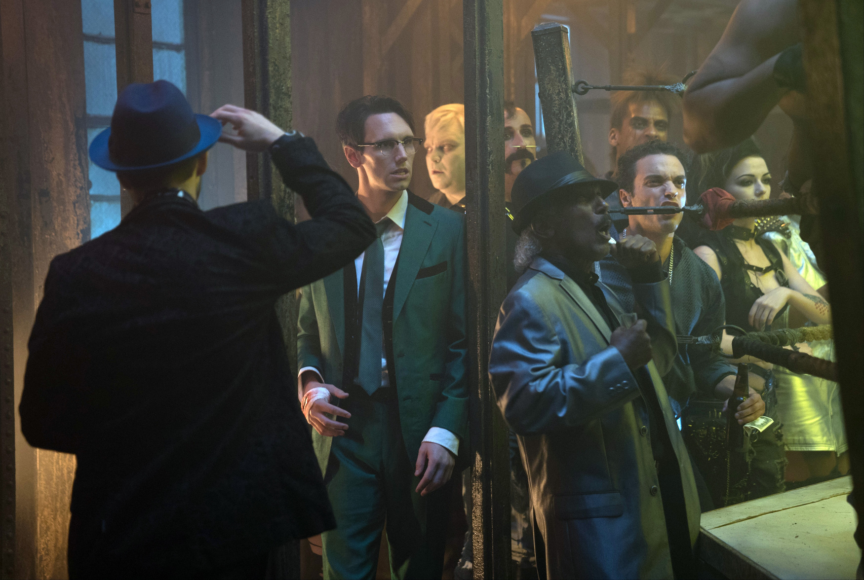 "GOTHAM Episode 4.05 ""The Blade's Path"""