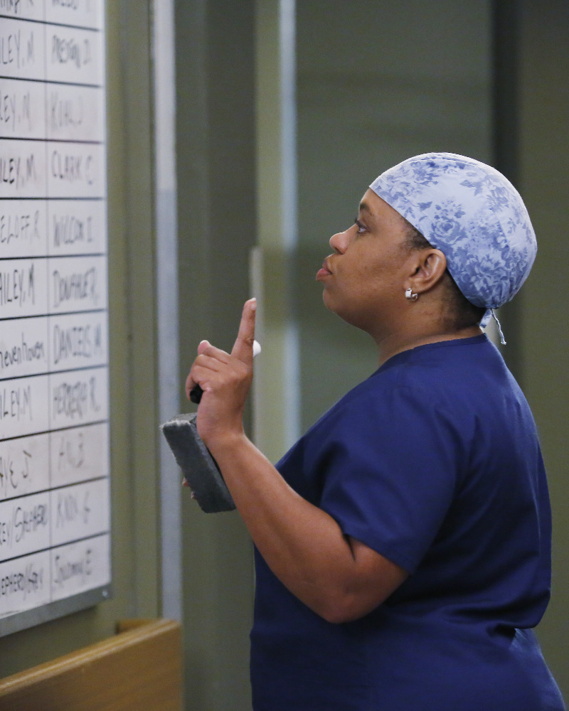 "GREY'S ANATOMY - ""Something Against You"""