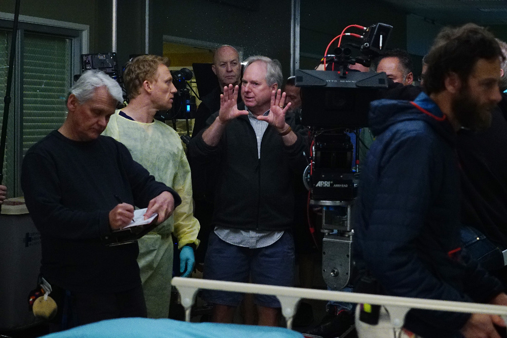 "GREY'S ANATOMY - ""Till I Hear It From You"" BTS"