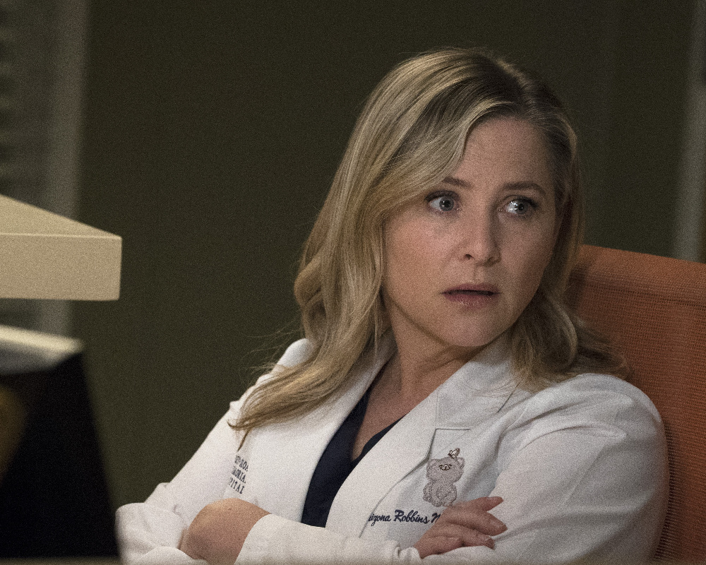 """GREY'S ANATOMY - """"Ring of Fire"""""""