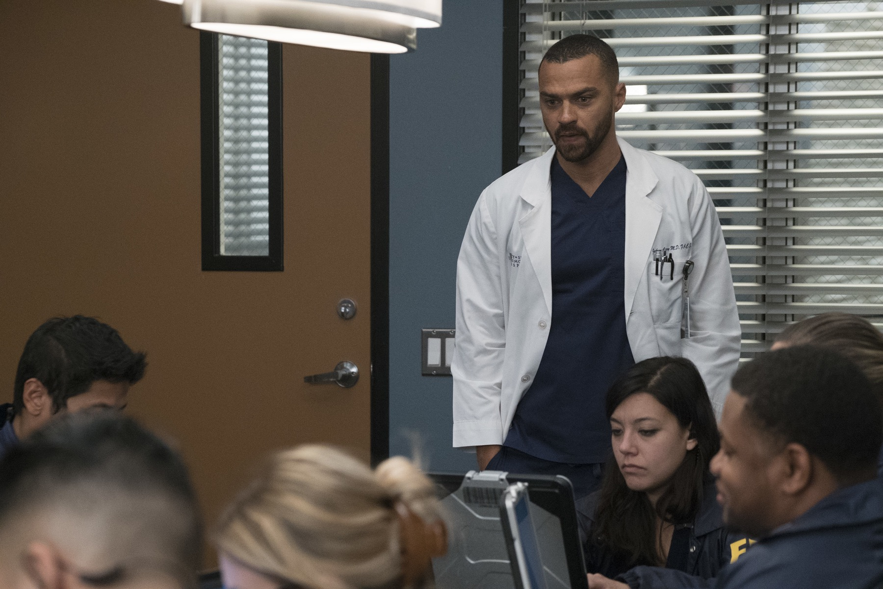 """GREY'S ANATOMY - """"Out of Nowhere"""""""