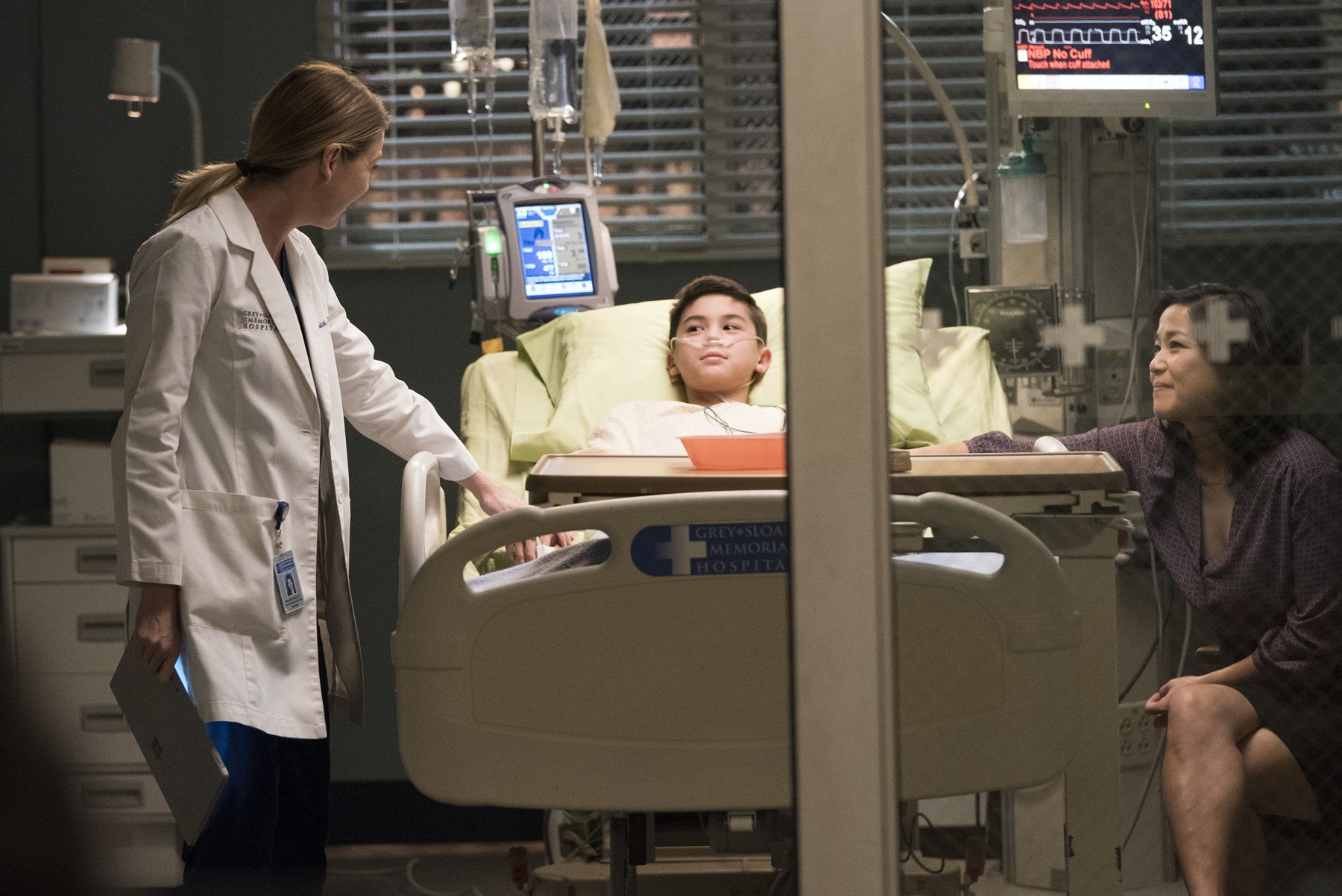 "GREY'S ANATOMY - ""You Really Got a Hold on Me"""