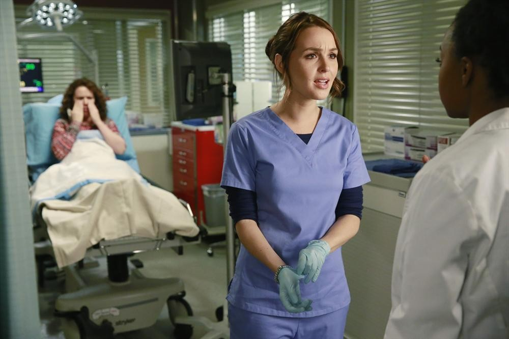 """GREY'S ANATOMY - """"With or Without You"""""""