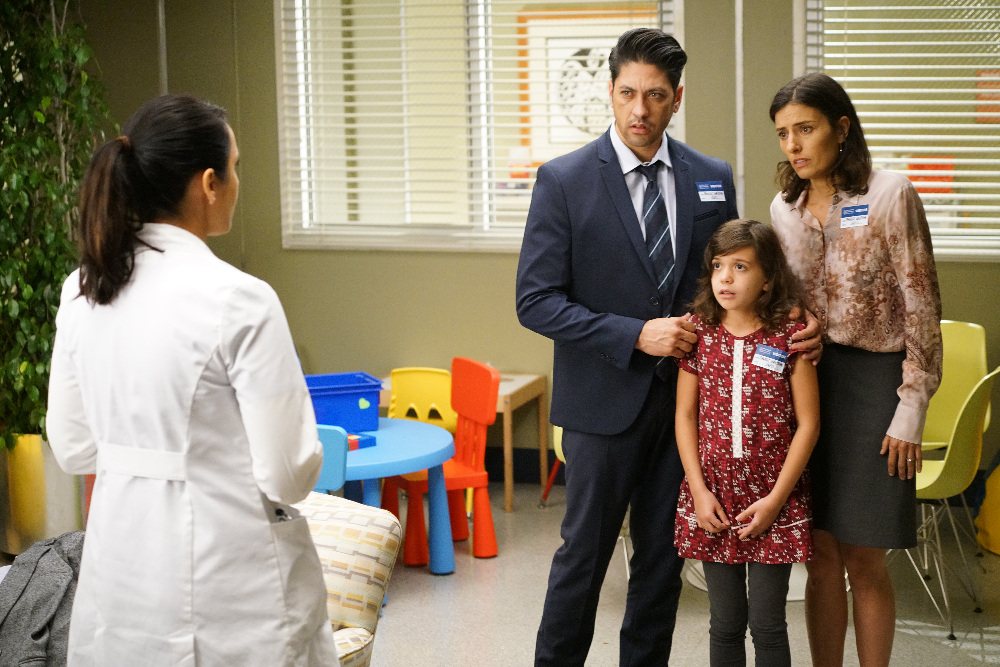 """GREY'S ANATOMY - """"Old Time Rock'n Roll"""""""