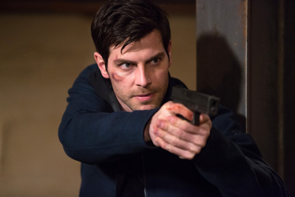 """GRIMM -- """"The Beginning of the End"""""""