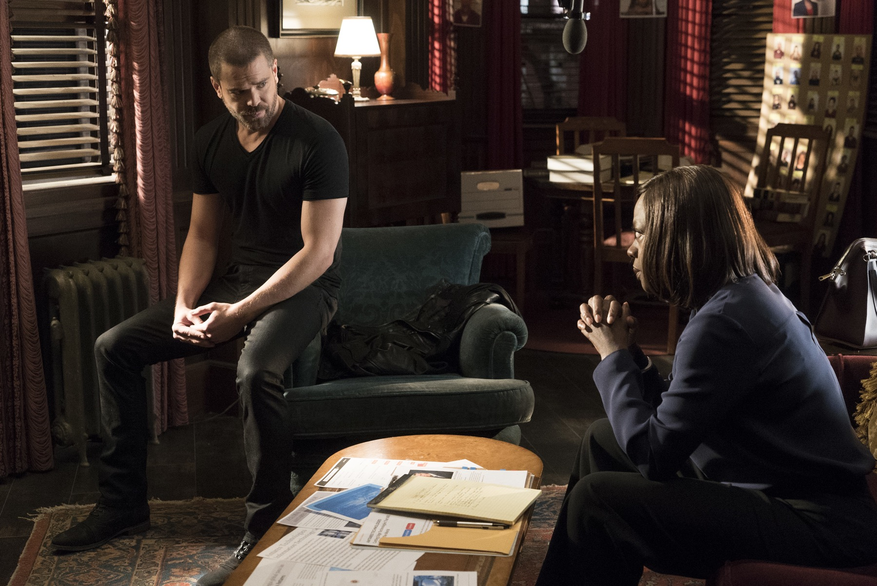 """HOW TO GET AWAY WITH MURDER - """"Everything We Did Was For Nothing"""""""