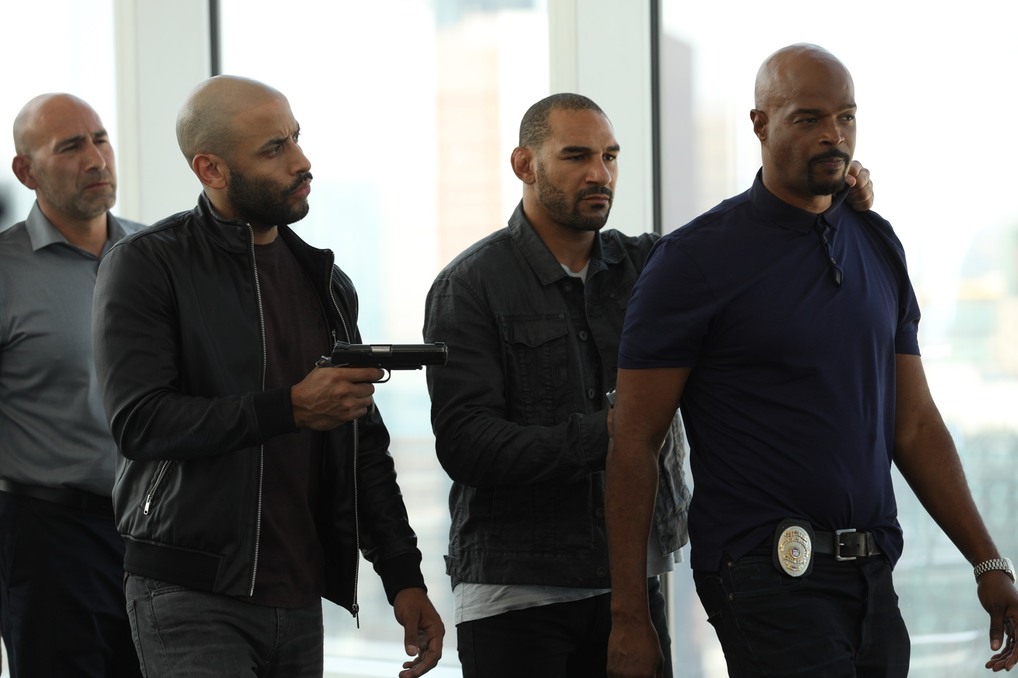 "LETHAL WEAPON: Damon Wayans in the ""Leo Getz Justice"" episode of LETHAL WEAPON airing Tuesday, Oct. 16 (9:00-10:00 PM ET/PT) on FOX. ©2018 Fox Broadcasting Co. CR: John P Fleenor/FOX"