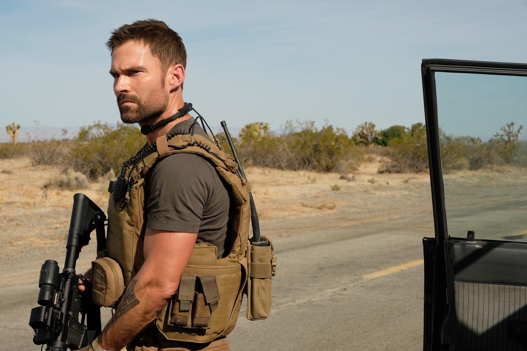 "LETHAL WEAPON: Seann William Scott in the ""Panama"" episode of LETHAL WEAPON airing Tuesday, Nov. 6 (9:00-10:00 PM ET/PT) on FOX. ©2018 Fox Broadcasting Co. CR: FOX"