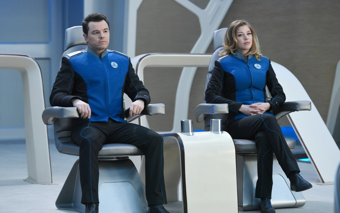 "THE ORVILLE: ""If the Stars Should Appear"""