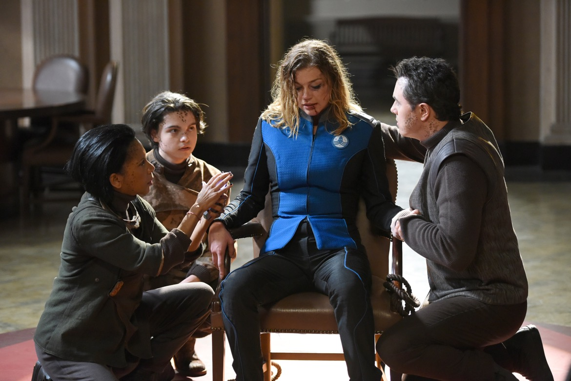 """THE ORVILLE: """"If the Stars Should Appear"""""""