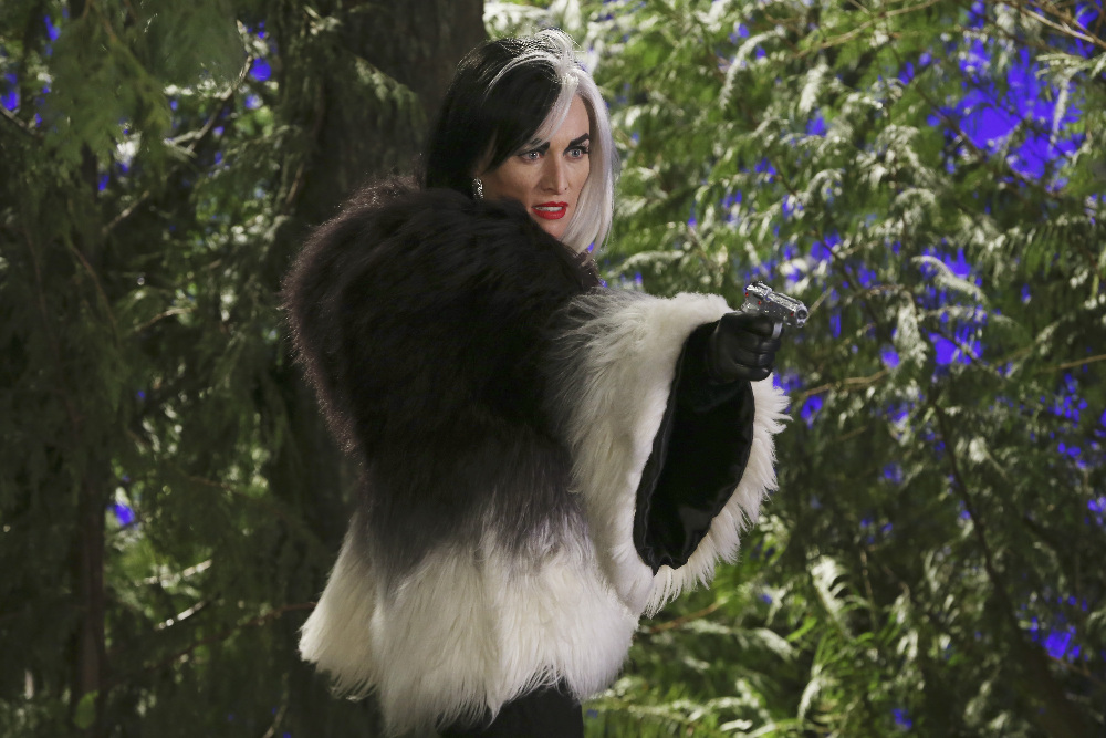"""ONCE UPON A TIME - """"Sympathy for the De Vil"""""""