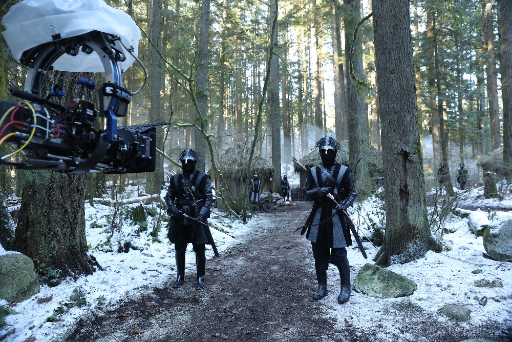 "ONCE UPON A TIME - ""Page 23"" BTS"