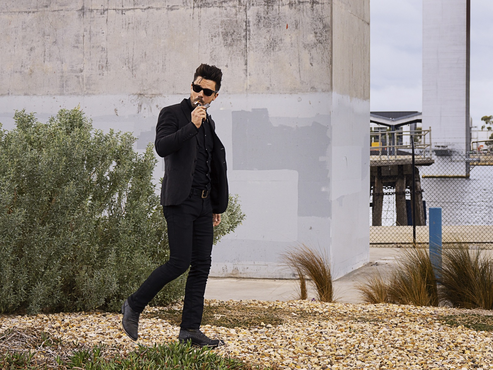 Dominic Cooper as Jesse - Preacher _ Season 4 - Photo Credit: Lachlan Moore/AMC/Sony Pictures Television