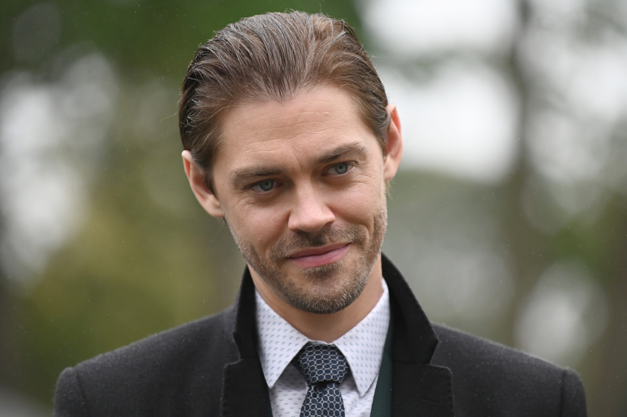 """PRODIGAL SON:  Tom Payne in the """"It's All In The Execution"""" season two premiere episode of PRODIGAL SON airing Tuesday, Jan. 12 (9:01-10:00 PM ET/PT) on FOX.  ©2020 Fox Media LLC Cr:  Phil Caruso/FOX"""