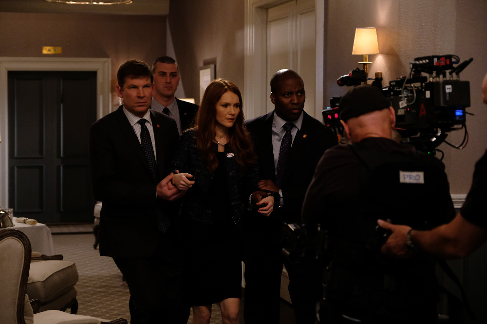 """SCANDAL - """"A Stomach for Blood"""" BTS"""