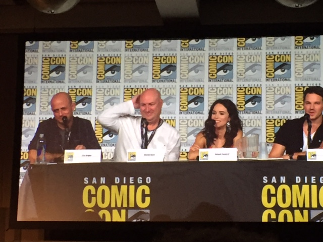 Timeless at Comic Con 2017