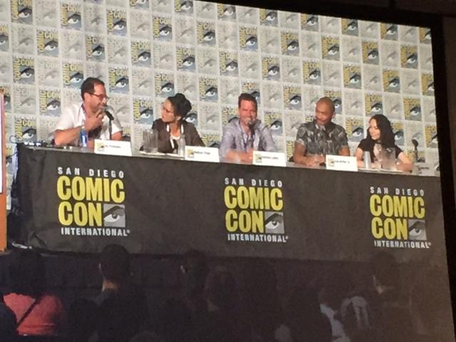 Dark Matter at Comic Con 2017