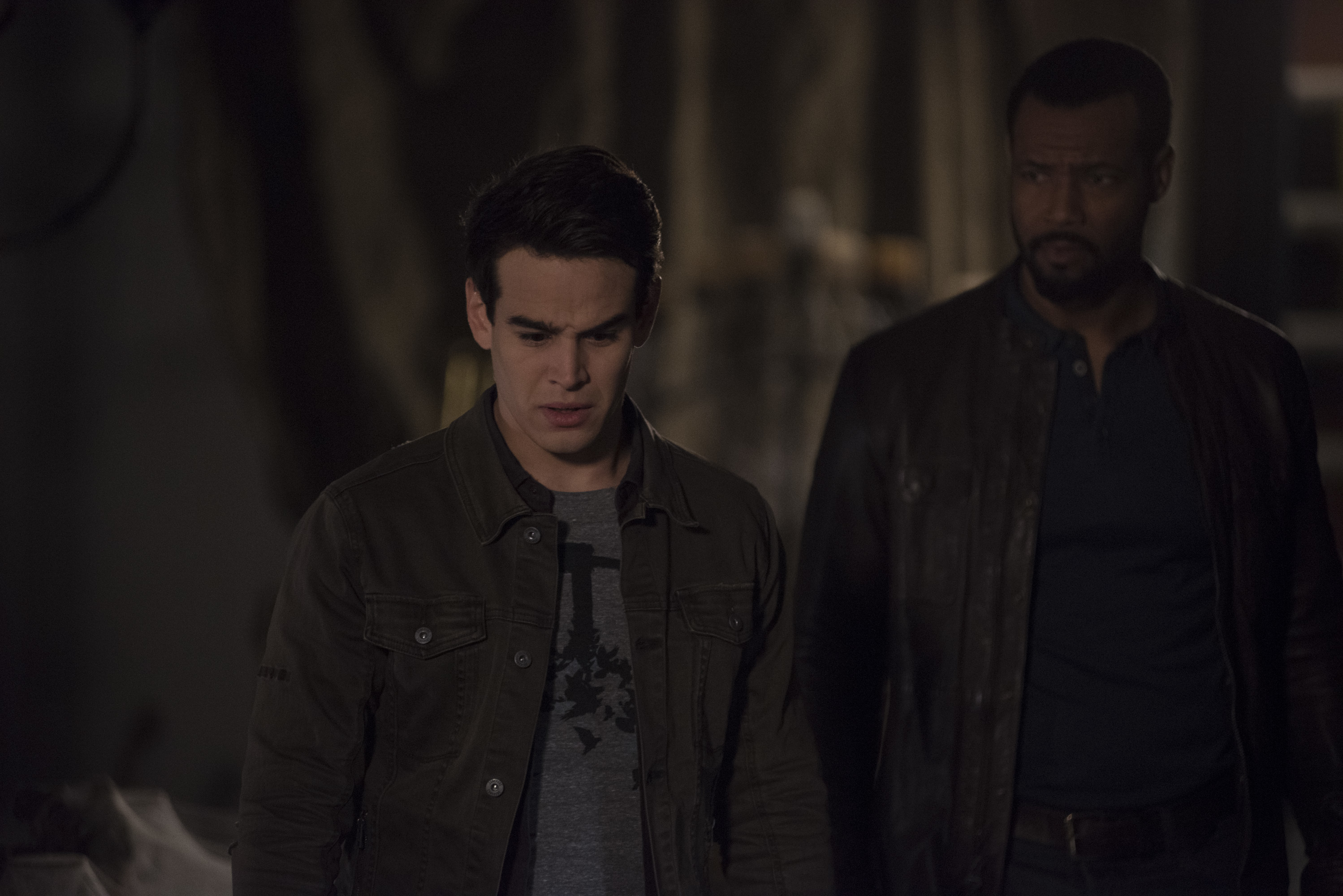"""SHADOWHUNTERS 3x07 """"Salt In The Wound"""""""