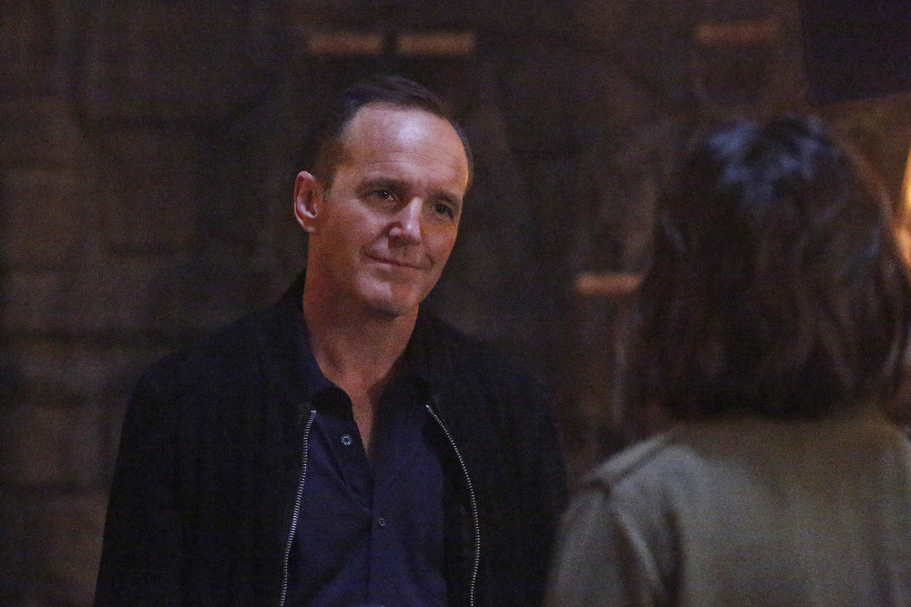 "MARVEL'S AGENTS OF S.H.I.E.L.D. - ""Purpose in the Machine"""