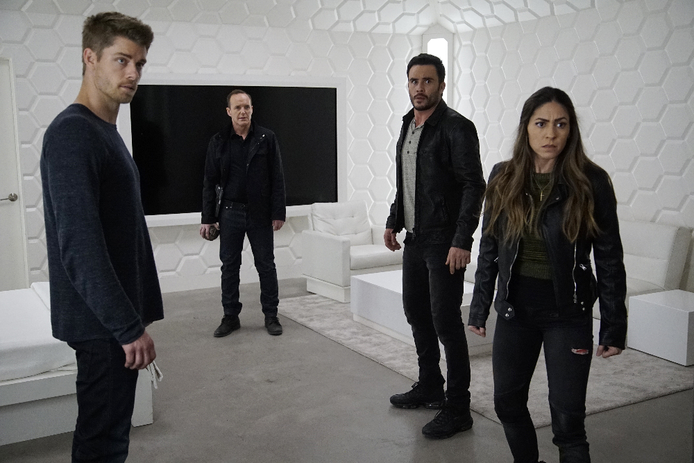 "MARVEL'S AGENTS OF S.H.I.E.L.D. - ""The Team"""