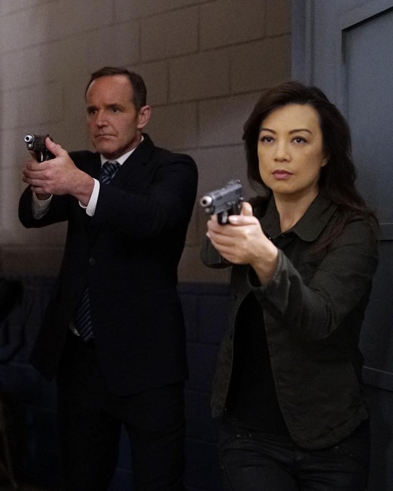 "MARVEL'S AGENTS OF S.H.I.E.L.D. - ""Lockup"""