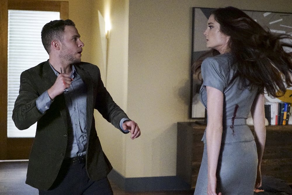 "MARVEL'S AGENTS OF S.H.I.E.L.D. - ""Broken Promises"""