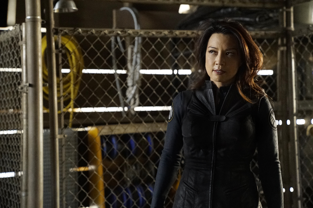 """MARVEL'S AGENTS OF S.H.I.E.L.D. - """"The Patriot"""""""