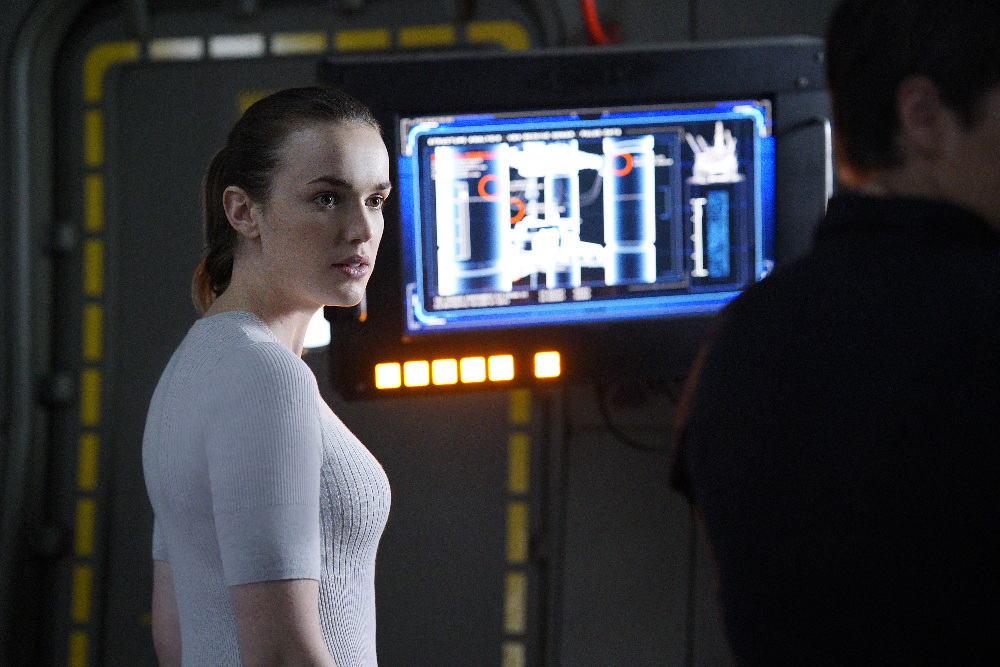 """MARVEL'S AGENTS OF S.H.I.E.L.D. - """"The Return"""""""
