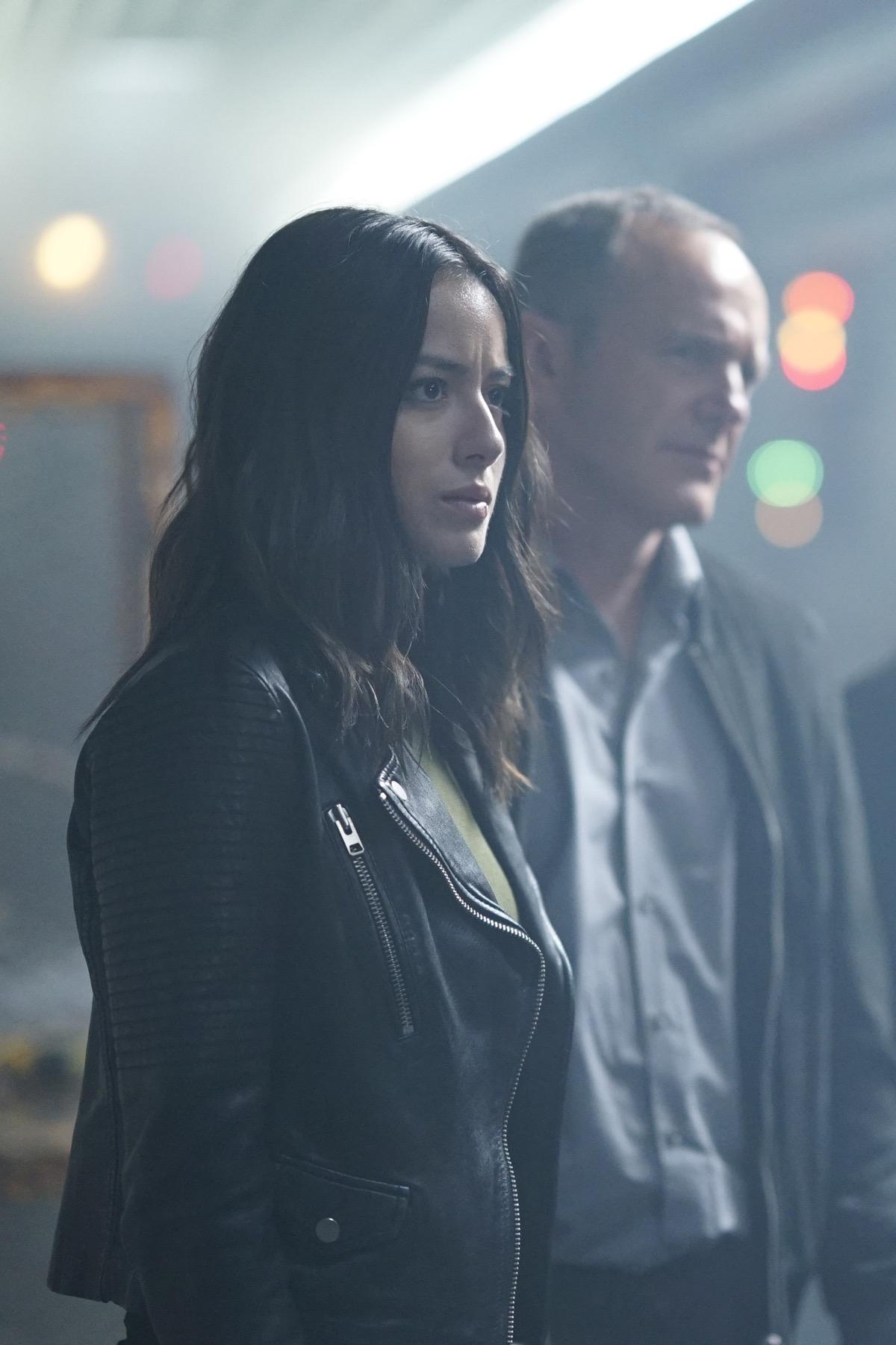 "MARVEL'S AGENTS OF S.H.I.E.L.D. - ""Orientation (Part One)"""