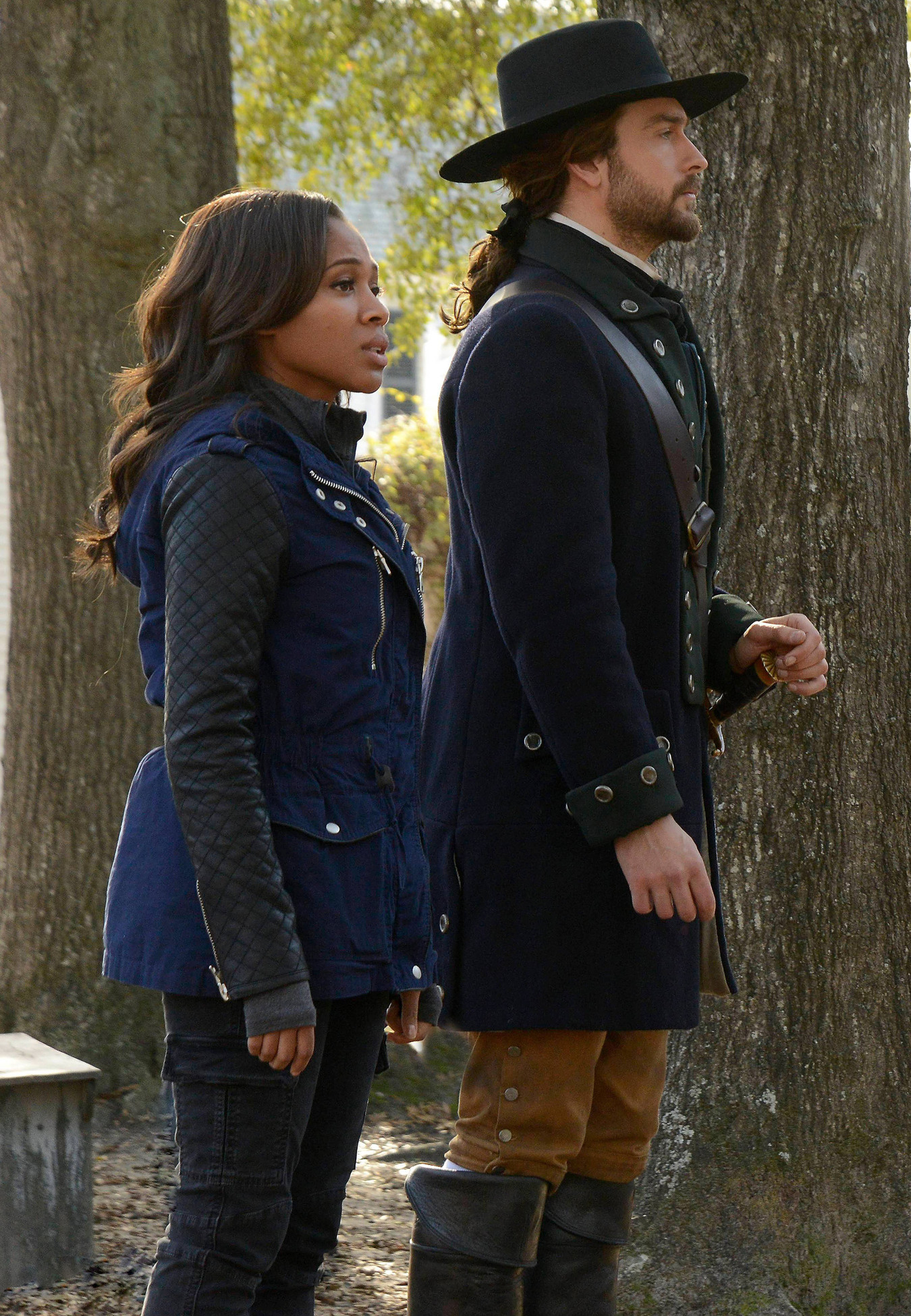 "SLEEPY HOLLOW: ""Tempus Fugit"""