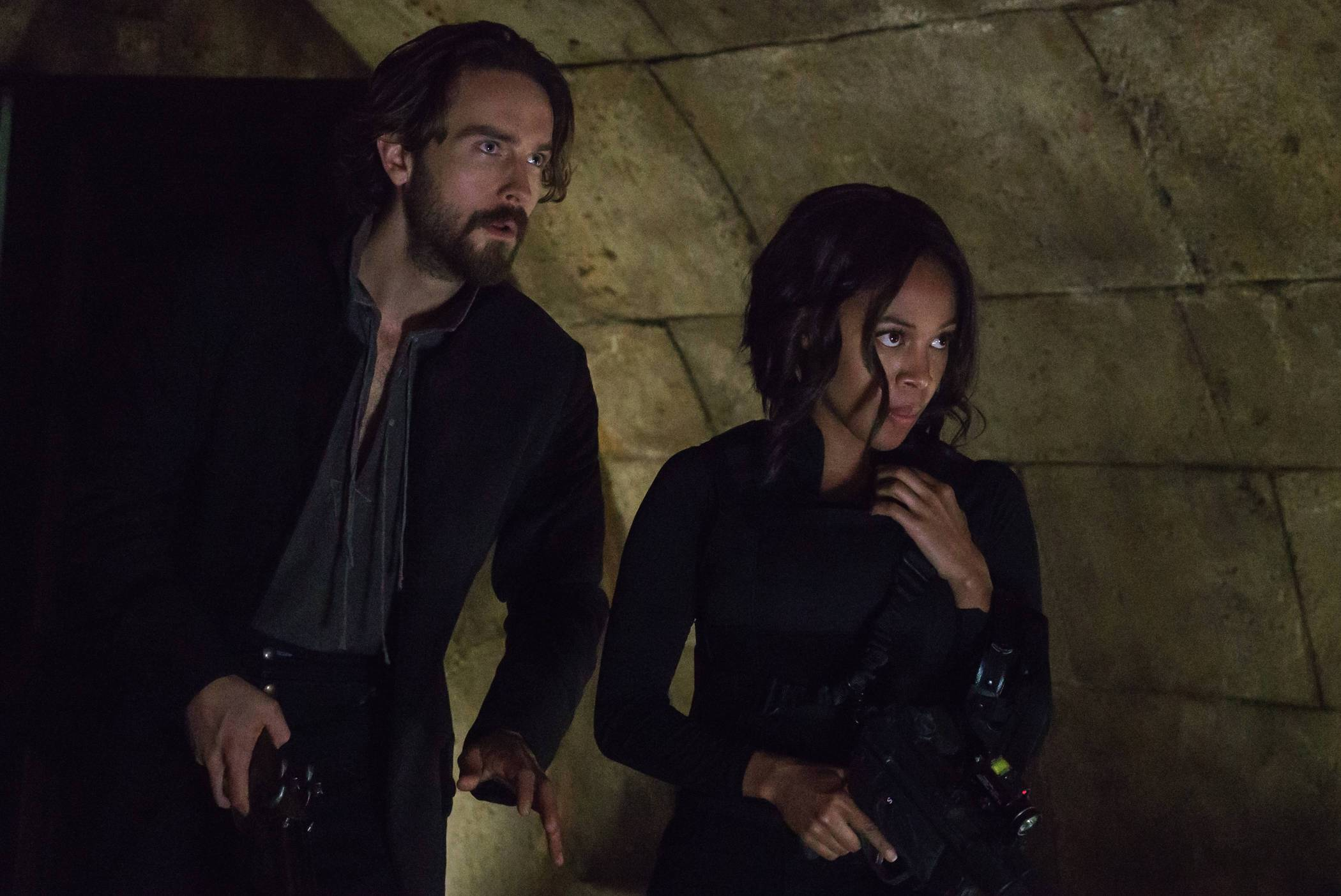 "Sleepy Hollow: ""Novus Ordo Seclorum"""