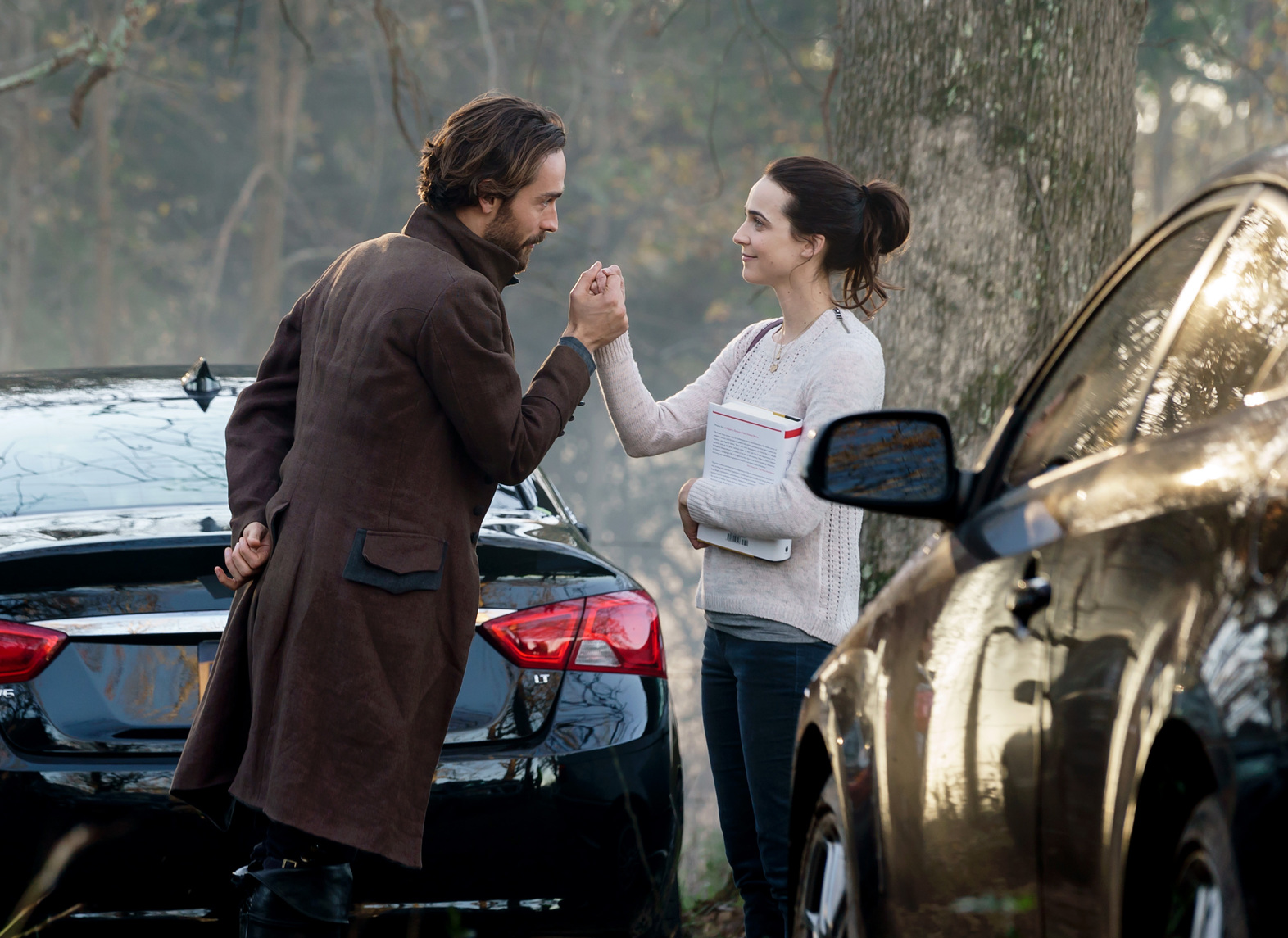 "SLEEPY HOLLOW: ""Kindred Spirits"""