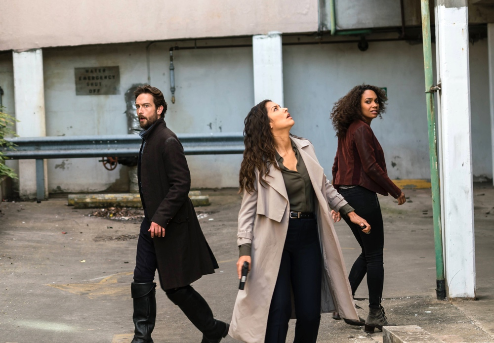"SLEEPY HOLLOW: ""Freedom"""
