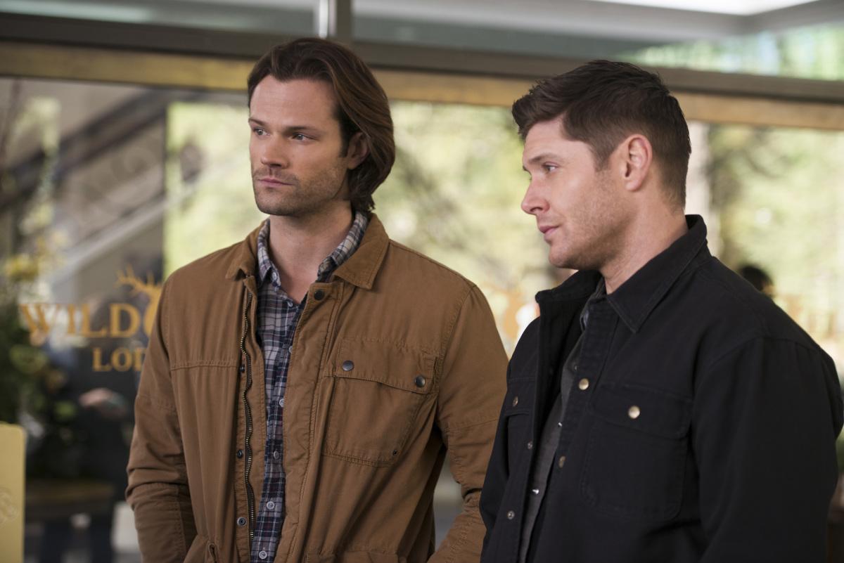 """Supernatural --""""Ladies Drink Free"""""""